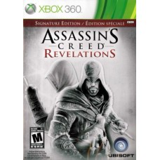Assassin's Creed: Откровения русская версия для Xbox 360