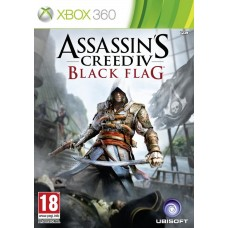 Assassin's Creed IV Black Flag русская версия для Xbox360