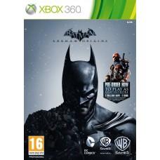 Batman: Летописи Аркхема русские субтитры для Xbox360