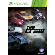 Crew русская версия для Xbox360