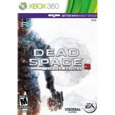 Dead Space 3 русские субтитры для Xbox 360