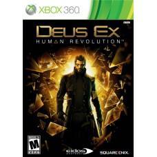 Deus Ex: Human Revolution русская версия для Xbox360
