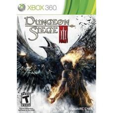 Dungeon Siege III для Xbox360