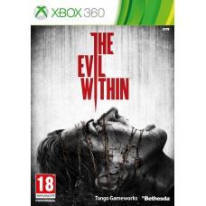 Evil Within русские субтитры для Xbox 360