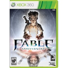 Fable Anniversary русские субтитры для Xbox360