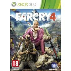 Far Cry 4 русская версия для Xbox 360