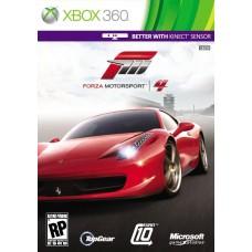 Forza Motorsport 4 русская версия для Xbox360