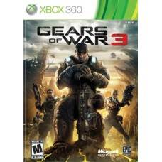 Gears of War 3 русские субтитры для Xbox360