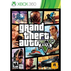 Grand Theft Auto 5 русские субтитры для Xbox360