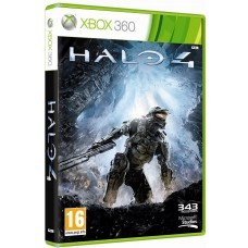 Halo 4 русская версия для Xbox360