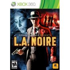 L.A. Noire для Xbox360