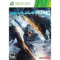 Игра для Microsoft Xbox 360 Metal Gear Rising: Revengeance