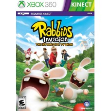 Rabbids Invasion русская версия для Xbox360