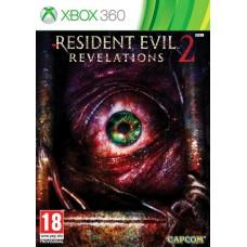 Resident Evil Revelations 2 русские субтитры для Xbox 360