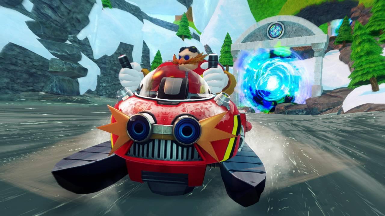 игра для playstation 3 sonic all racing